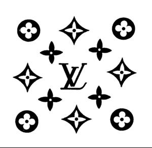 ルイ・ヴィトンのモノグラム柄